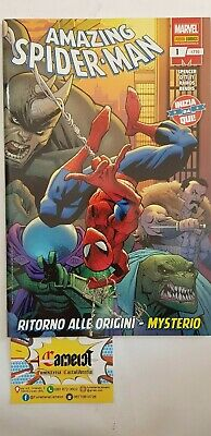 9771124226904 L'Uomo Ragno 710 Amazing Spider-Man 1 Marvel Panini Comics Fumetto