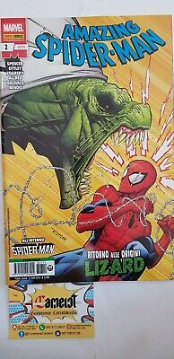 9771124226904 L'Uomo Ragno 711 Amazing Spider-Man 2 Marvel Panini Comics Fumetto