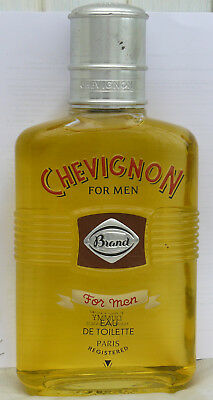 Flacon Factice CHEVIGNON for MEN