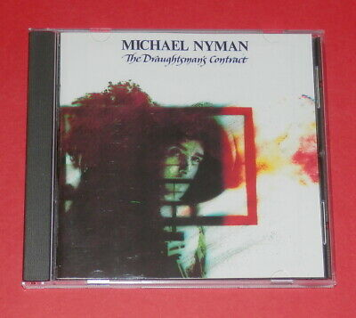 Michael Nyman - The draughtsman's contract -- CD / Instrumental