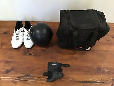Columbia Balling Ball,  Carry Bag and Shoes