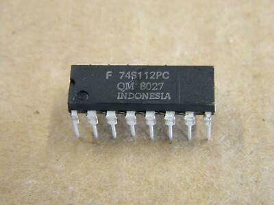 5 pieces KR531TV9 DUAL JK FLIP-FLOP 74S112 IC SN74S112AN