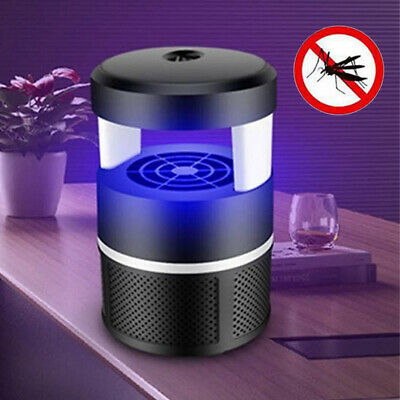 NEW Electric Mosquito Fly Insect Killers Catcher Trap Lamp Light Zapper Control