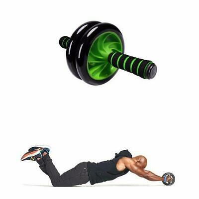 Abdominal Exercise Wheel Fitness Home Gym Strength Roller Machine Abs Workout
