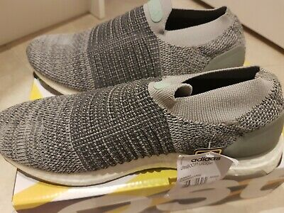 9b16f3e8f37 ADIDAS ULTRA BOOST LACELESS Size 12.5 48 Mens SNEAKERS Running ...