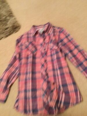 Girls Blouse Age 9 Years