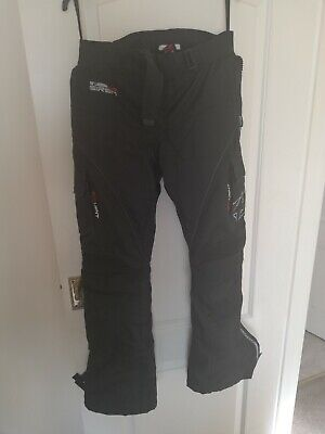 Ladies Oxford Motorcycle Trousers Including Winter Liners And Air vents