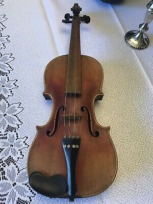 Very Old Antique Violin Full Sized
