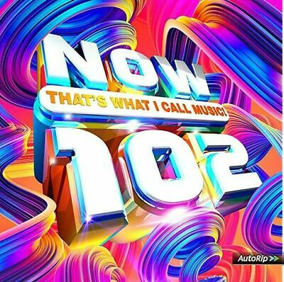 V/A : Now Thats What I Call Music! 102 (2CD 2019) *NEW/SEALED* FREEUK24-HRPOST!!