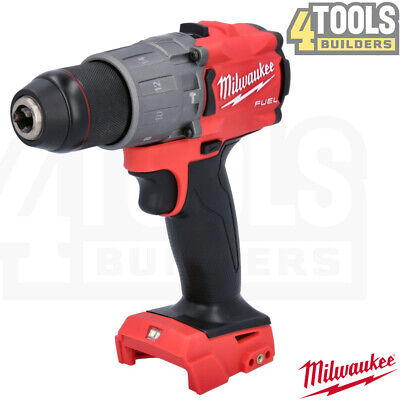 "Milwaukee M18FPD2-0 18v Li-ion 1/2"" Fuel GEN 3 Percussion Drill Body Only"
