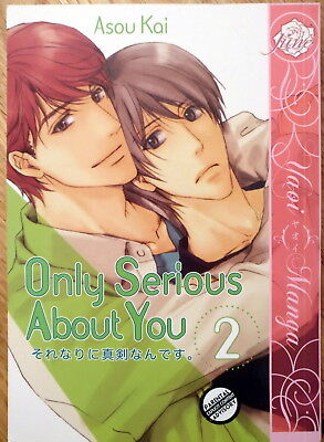 Only Serious about You vol 2 Asou Kai Excellent Condition