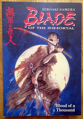 Blade of the Immortal vol 1 Dark Horse *Excellent Condition*