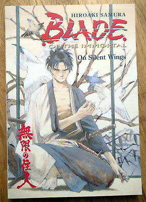 Blade of the Immortal vol 4 On Silent Wings, Dark Horse * Excellent condition*