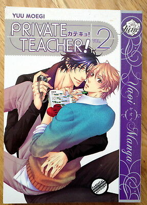 Private Teacher vol 2 Moegi Yuu English