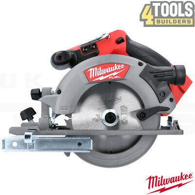 Milwaukee M18CCS55-0 18V M18 Fuel Brushless Circular Saw 165mm Body Only