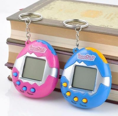 Sweet-Tempered Tamagotchi Connection Virtual Cyber Electronic Pet Toy Surprise Egg 4 Colours Toys & Hobbies