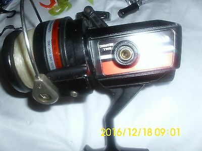 COLLECTIBLE SILSTAR ET2035 Fishing Reel With Bag Parts Or