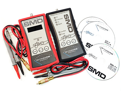 SMD DD-1+ and CC-1 Combo Pack