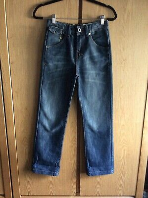 Ripstop Global Redemption boys jeans size  10-11 colour blue