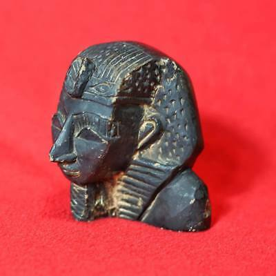 Vintage Hand Carved AUTHENTIC ANCIENT EGYPTIAN Made In Egypt