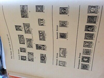 Stanley gibbons stamp catalogue 1978 - forty third edition
