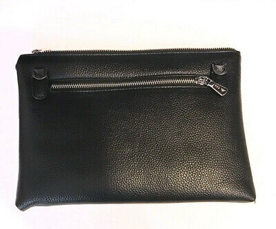 Large Pencil Casee 6inches x 8 inches in Synthetic Leather