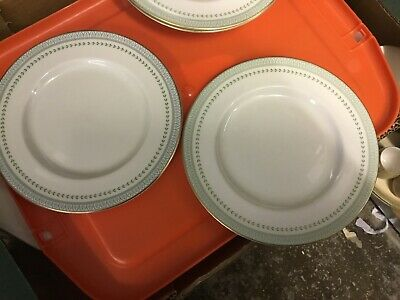 Royal Doulton Berkshire Dessert Plates X 2 Approx 8 Inches