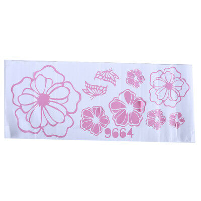 Kitchen Floral Vinyl Wall Decal Home Removable Sticker Room Mural Art Decor G