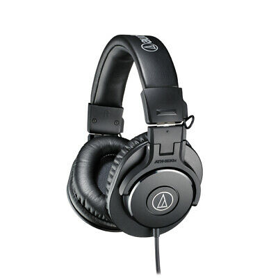AUDIO-TECHNICA ATH-M30X - PROFESSIONAL MONITOR HEADPHONES / Authorized Dealer