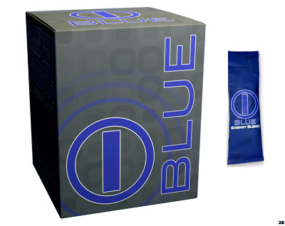 BHIP BLUE Energy Blend I-BLU Energy Drink Promotes Health, Fitness, Weightloss