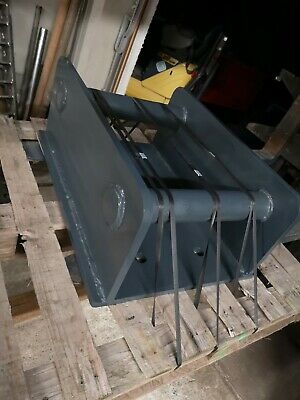 Excavator Hammer Grapple Craddles Cradle Made To Order 1-35 Tons