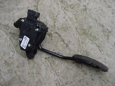 Vauxhall Vectra Throttle Pedal GM 9186726 CG TPS KC05