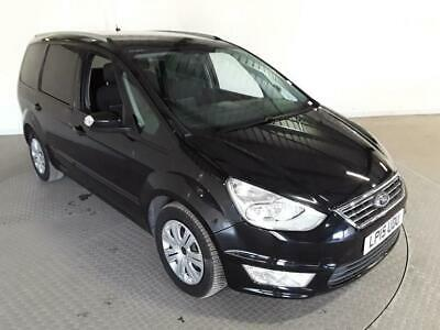 ** 7 SEAT ** 2015 15 FORD GALAXY 2.0 DIESEL 140ps ZETEC * AUTOMATIC * 1 OWNER *