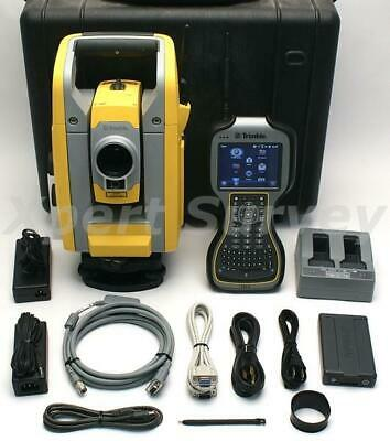 "Trimble S3 2"" DR Robotic 2.4 GHz Total Station w/ TSC3 Survey Pro v6.4.1.19"