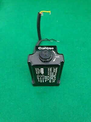 Crabtree T-6 Timer Relay T26600