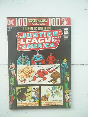 Justice League Of America        #  110      100 Page Spectacular