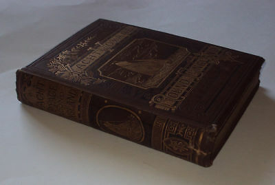 "YACHT VOYAGE ROUND ENGLAND Yachting Cale Canal 1870""s."