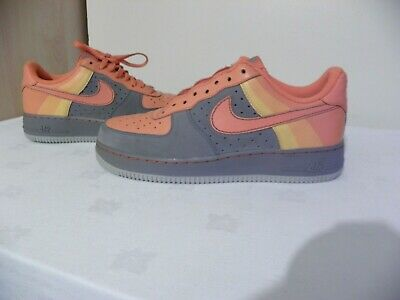 Nike Air Force One Low Premium Af1 317314 051 Charles Barkley Cb34 1 2 Suns
