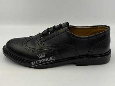 New Ghillie Brogues Scottish Kilt Shoes Ghillie Brogues Leather UK Sizes 6 to 13