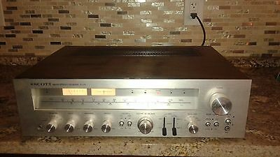 Vintage Scott Stereo AM/FM Receiver Model R 376 Tested Working Great