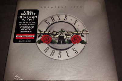 Guns N' Roses: Greatest Hits 2004***New Sealed***