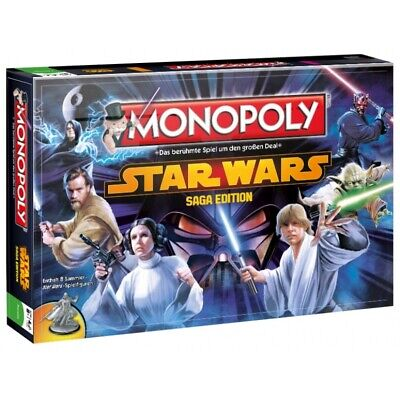 Monopoly Star Wars Saga Replacement Pieces (Choose What You Need)