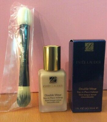 Estee Lauder Double Wear Stay In Place Liquid Makeup 2C1 Pure Beige Nib + 🎁