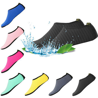 Water Shoes Men Women Skin Socks Aqua Surf Beach Yoga Swim Barefoot Quick-Dry