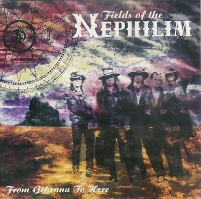 Fields Of The Nephilim From Gehenna To Here CDThe Mission Sisters Of Mercy Cult