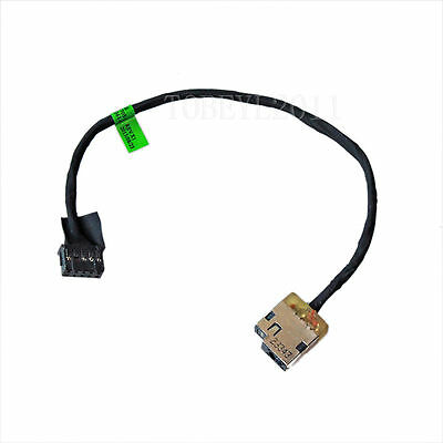 DC POWER JACK HARNESS CABLE FOR HP Envy 17 J j020us j021nr 65W 90W 713704-SD4