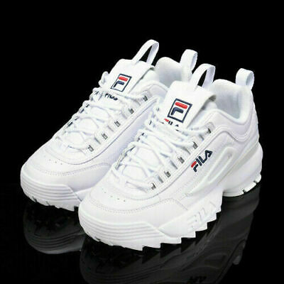 FILA Disruptor II 2 Womens Athletic Sneakers Trainers Running Sport Casual Shoes