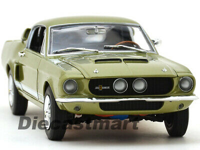Autoworld Amm993 1:18 1967 Ford Shelby Mustang Gt500 Gt 500 Druckguss