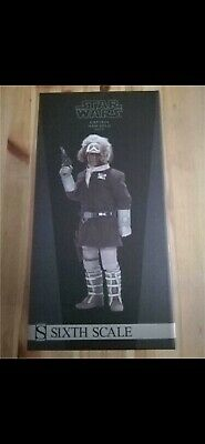 Hot Toys Sideshow Star Wars Captain Han Solo Hoth Deluxe Sixth Scale Figure
