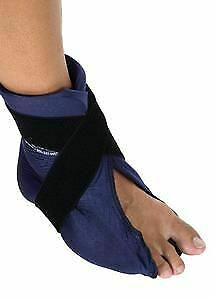 Elasto-Gel Foot Ankle Achilles Hot or Cold Therapy Gel Wrap, FA6080 - 2 PACK
